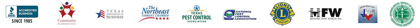 Affiliations with Western Exterminating Haltom City Texas Fort Worth pest control entomology